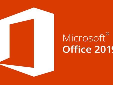 Come installare Office 2019