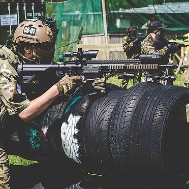 Airsoft Tank-Trax Cornwall