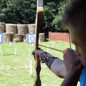 Archery fun Tank Trax Cornwall