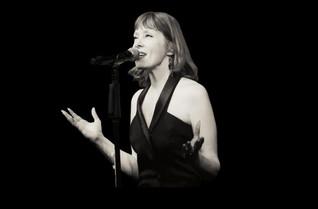 Suzanne Vega en concert à Londres. Mai 2020.