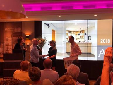 De praktijk valt in de prijzen bij de architectuurprijs Weert