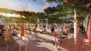 L'open air terrasse la plus instagrammée: Pergola Paddington est de retour en 2019.