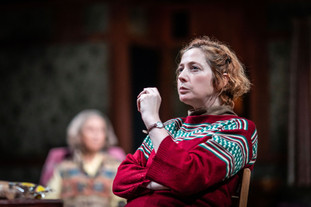 The Beauty Queen of Leenane au Lyric Hammermsith theatre.
