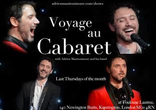 Voyage au Cabaret.