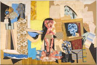 Picasso et le Papier à Royal Academy of Arts.