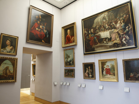 Two rooms in the Louvre in Paris are dedicated to works recovered in Germany. Interview.