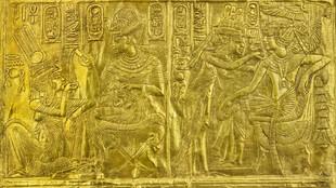 Toutânkhamon: Treasures of the Golden Pharaoh.