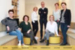 Het team van huisarts Meuffels