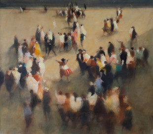 Art. Bill Jacklin: Paintings and Monotypes.