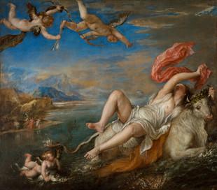 Titian : Amour, Désir, Mort à la National Gallery.