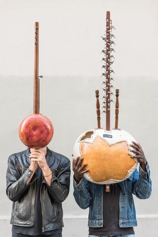 Concert.Touki : Amadou Diagne et Cory Seznec, Tuned In London.