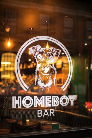 C'est nouveau. Homeboy – Un bar Irlandais moderne.