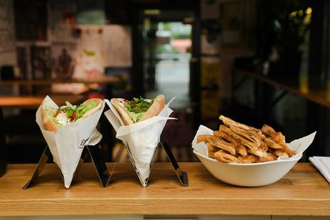 La marque finlandaise de street food Fafa's s'installe à Covent Garden.