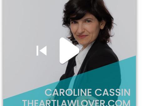 Today I interview Corrado CATESI on Interpol and Art Crime.