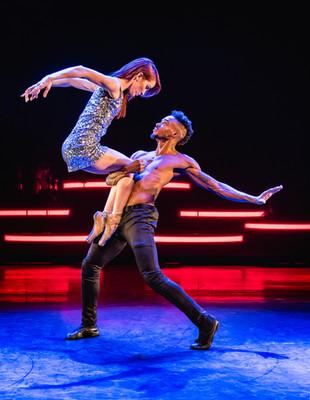 Danse Show. Ballet Revolución!Peacock theatre.