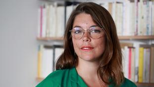 All About Sarah. Une sensation littéraire française, Pauline Delabroy-Allard.