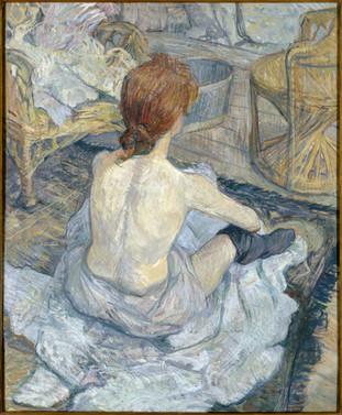Paris macadam. Toulouse-Lautrec, résolument moderne.
