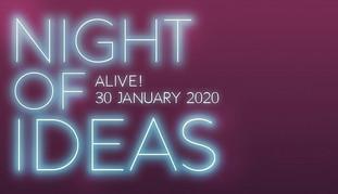 La Nuit des idées.