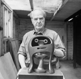 Art. Henry Moore à la Wallace Collection.