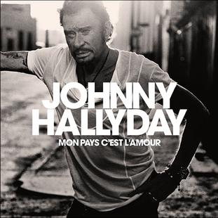 « Mon Pays C'est L'amour », l'album posthume de Johnny Halliday.