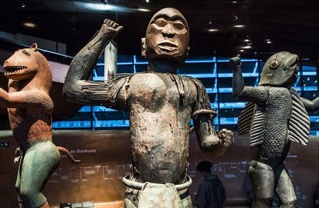 """""""Western museums have entered the age of unrest""""."""