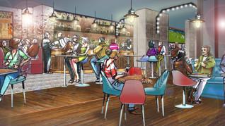 C'est Nouveau ! Bar. THE PERKY NEL.