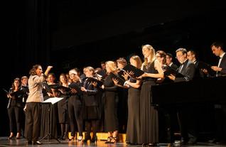 Les Fauristes: Nouveau concert, Requiem en Do mineur.