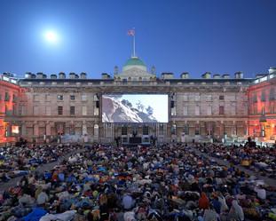 Top bests cinema outdoor de Londres!