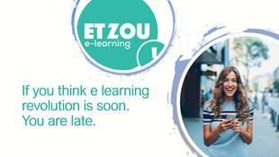 C'est nouveau ! Et Zou ! e Learning. Les cours de français tous niveaux et soutien scolaire depuis c