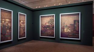 Paris Macadam.  Exposition Les Nabis et le décor Bonnard, Vuillard, Maurice Denis… au musée du Luxem