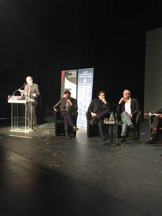 Denis Podalydès rend hommage à la DUDH créée par René Cassin.