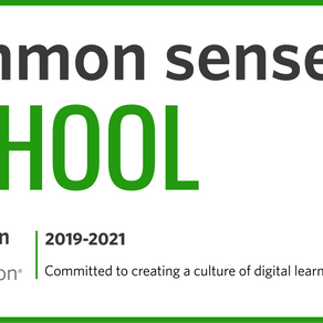 Congratulations on becoming a Common Sense School! Your school's dedication to teaching young people