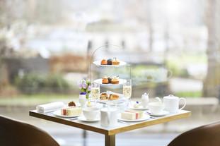 Tea time printanier au Royal Lancaster
