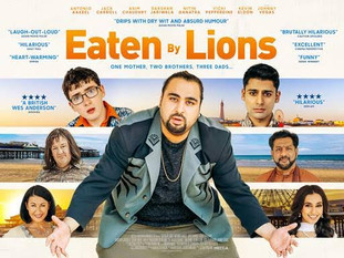 Eaten by Lions sur grand écran.