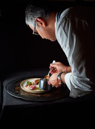 Miam. Kanishka. Le premier restaurant Indien à recevoir une étoile Michelin.