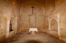 Sinagoga dentro