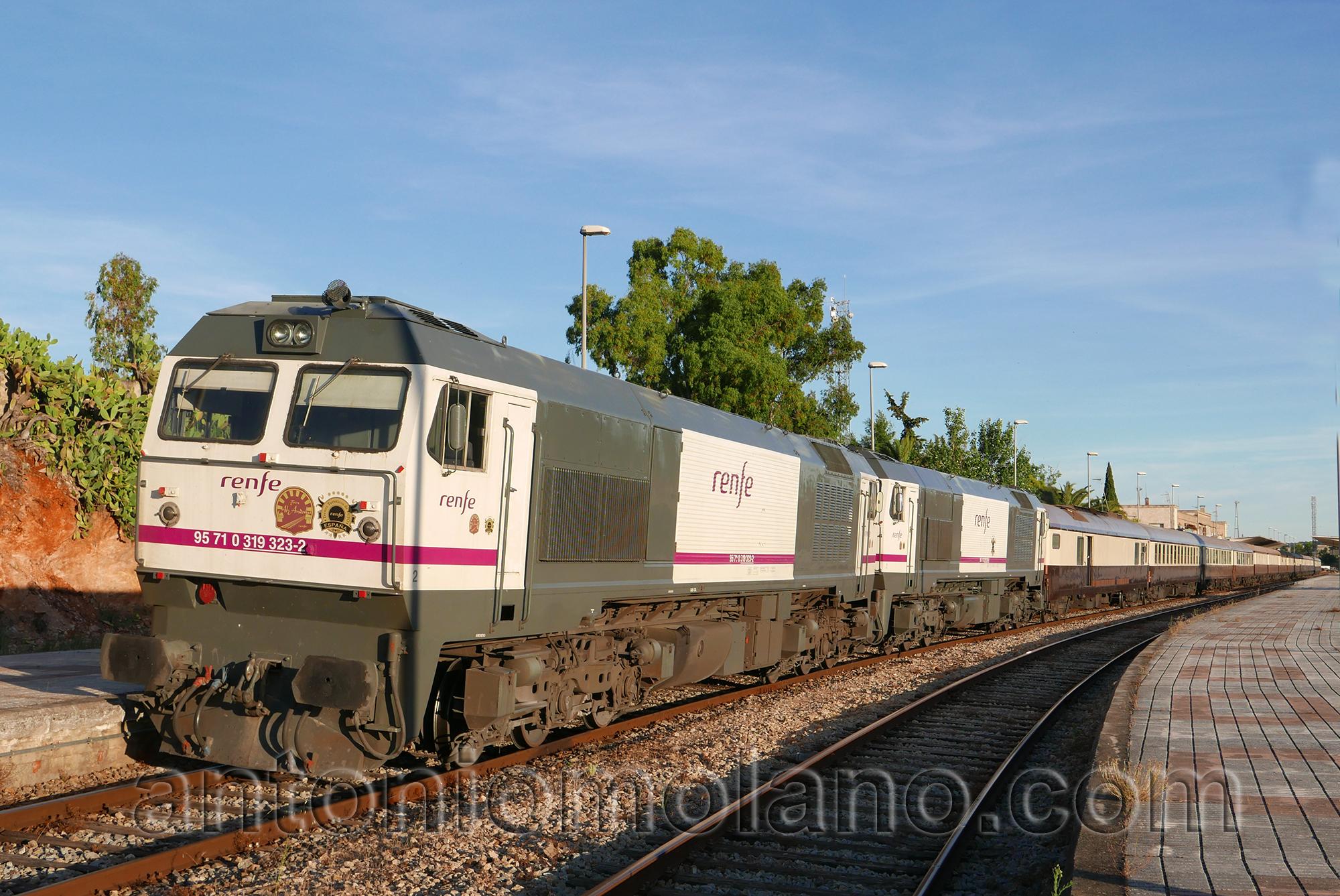 Tren_Alandalus._Cáceres_2016