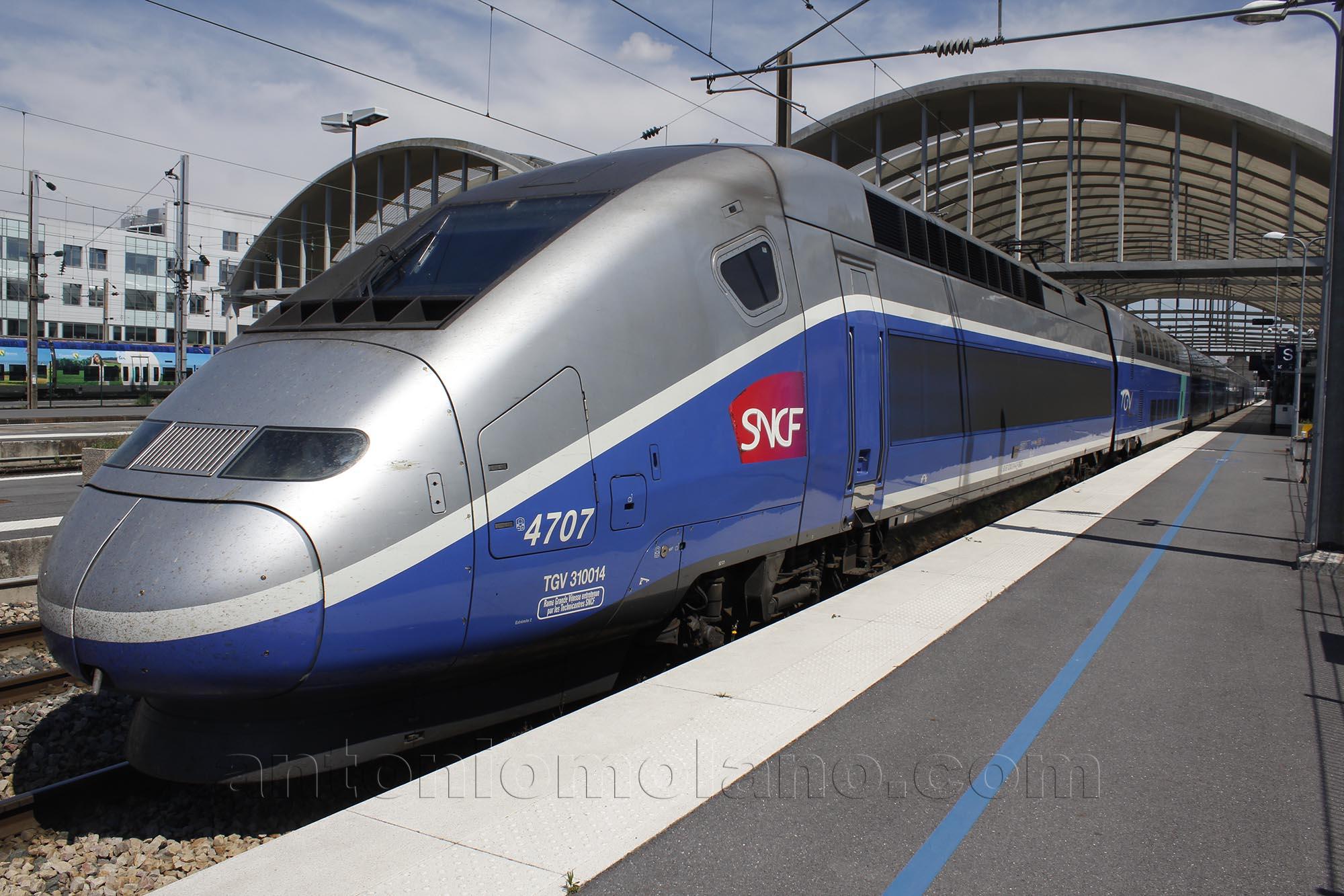 TGV Reims