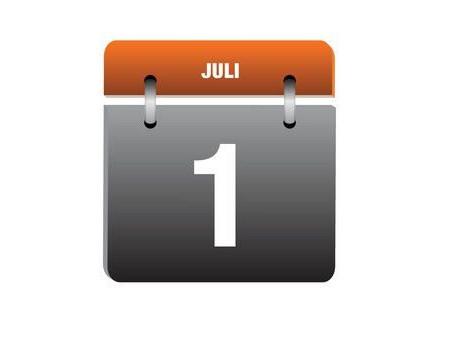 Regelendringer fra 1. juli
