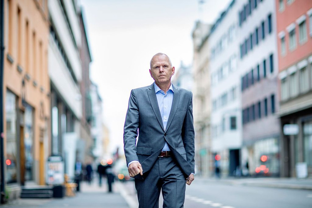 Per-Ole Hegdahl, advokat og rådgiver i Skattebetalerforeningen