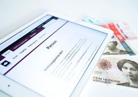 Skatteetaten kan ha endret tallene fra skattemeldingen: Dette må du sjekke