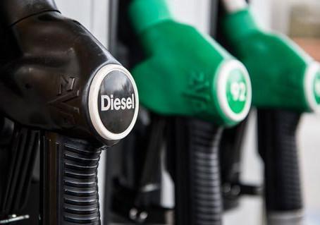 Dieselbiler stuper i verdi – betyr det noe skattemessig?