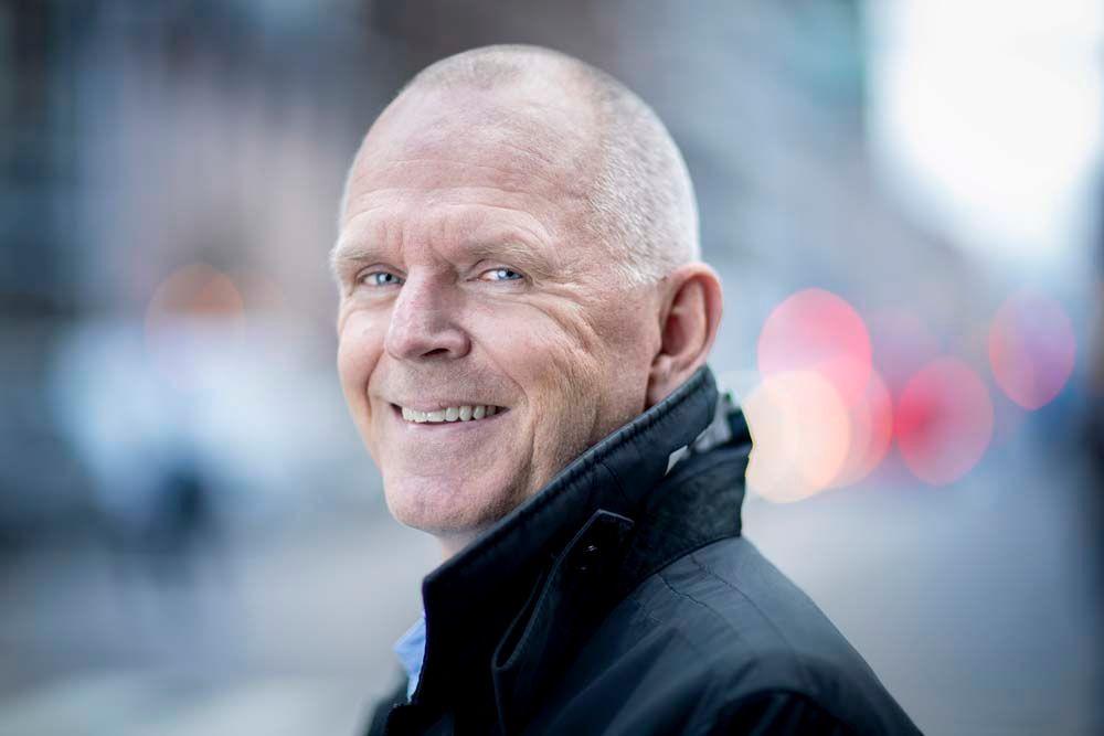 Advokat i Skattebetalerforeningen Per-Ole Hegdahl