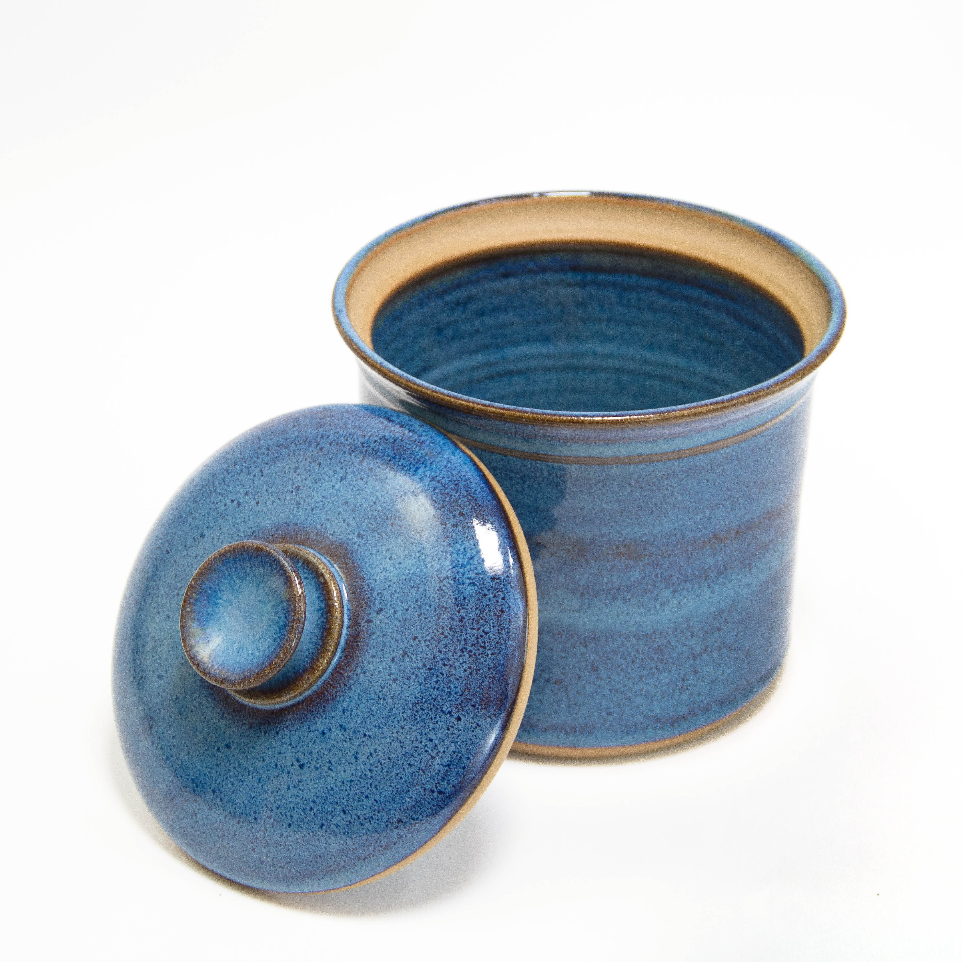 little e pottery canister sets