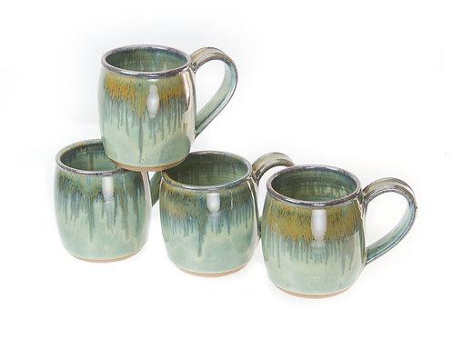 Classic Barrel Mug