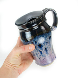 Wheel Thrown Pottery Travel Mug