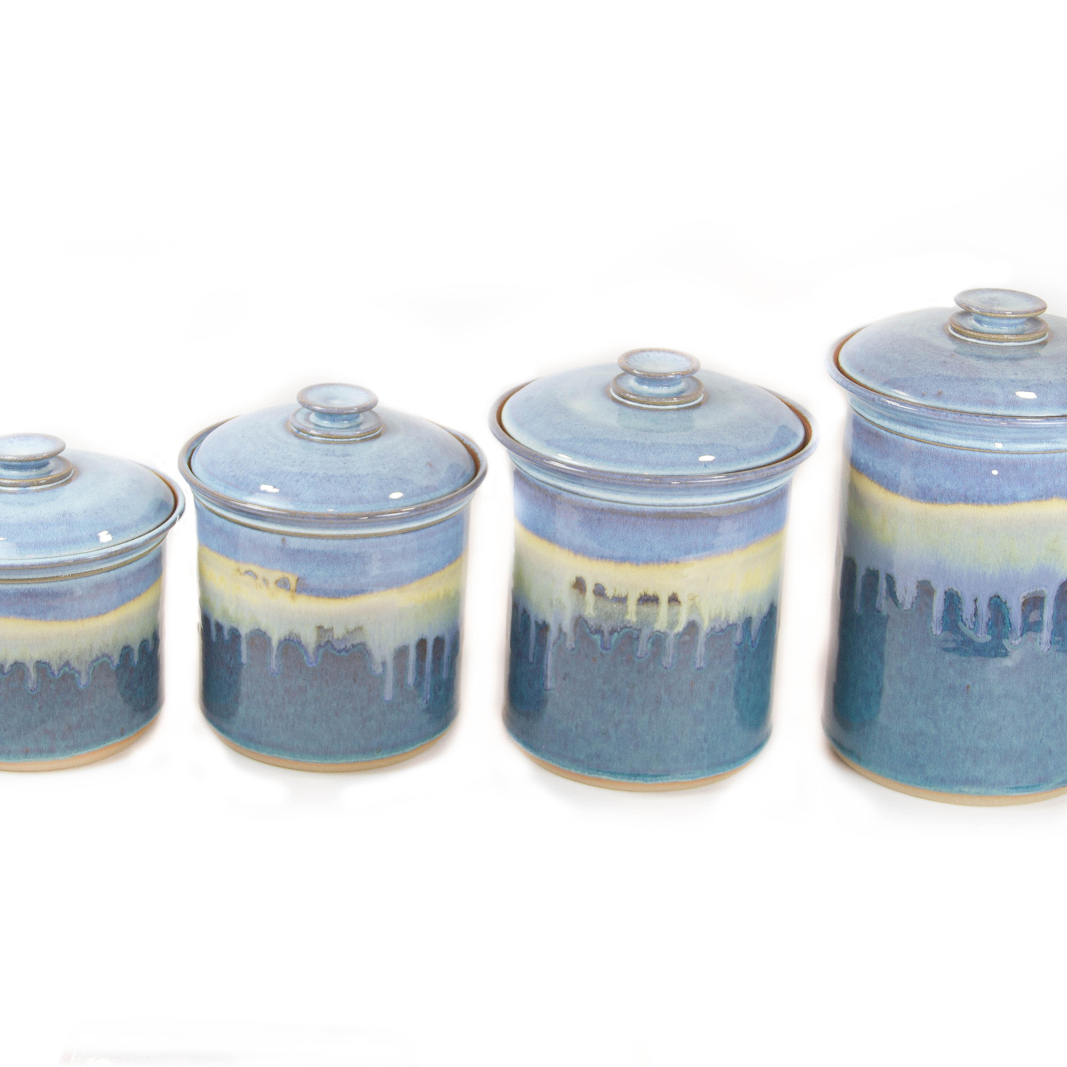 100 pottery kitchen canisters fiestaware ceramic kitchen