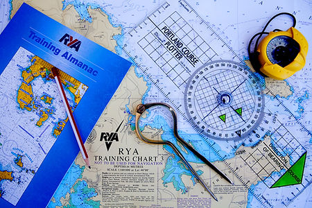 RYA Day Skipper Theory-Thessalia School of Sailing
