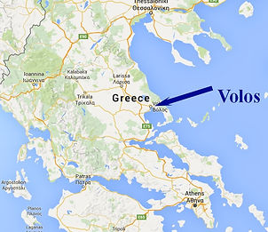 Thessalia School of Sailing-RYA sailing schools in Greece. Where is Volos
