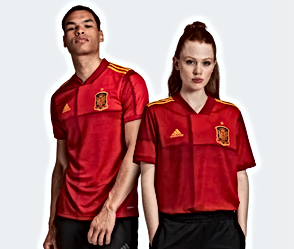 Spain 2020 Jersey